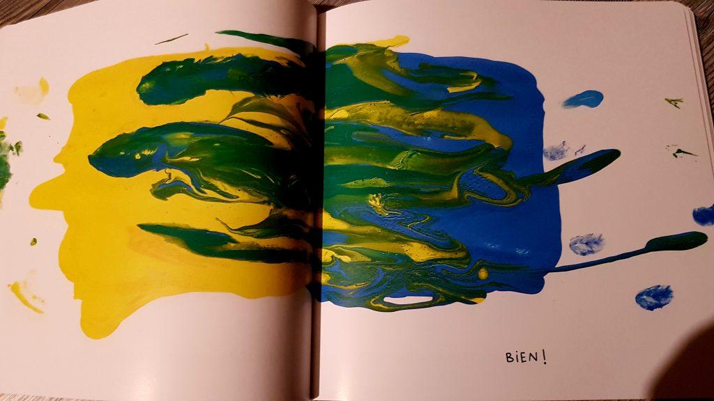 livre couleurs hervé tullet
